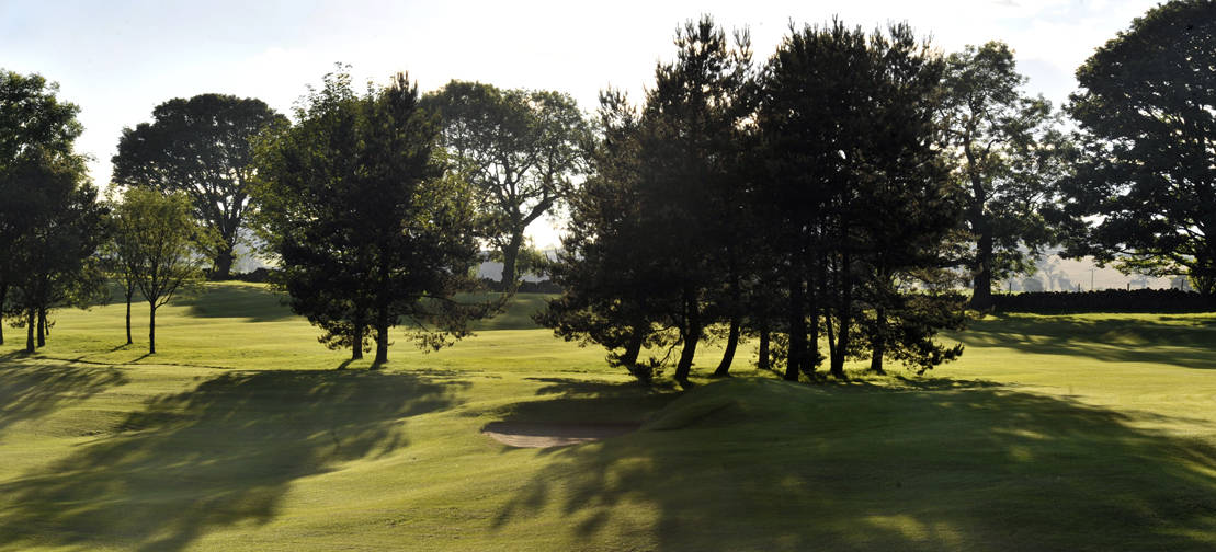views at Uphall Golf Club