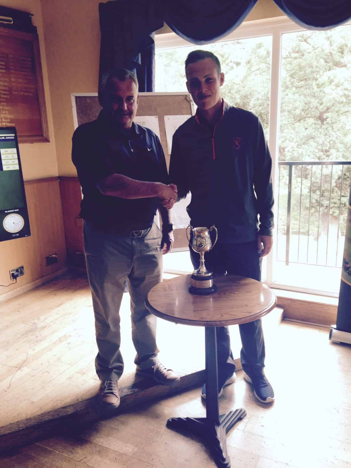 Uphall Golf Club Junior Open Result 2015