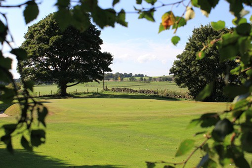 Uphall Golf Club 1st tee