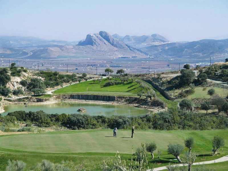 View of Alquentara Golf Club