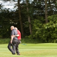 Players in the Uphall Club Championship