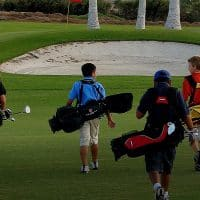 Juniors at Uphall Golf Club