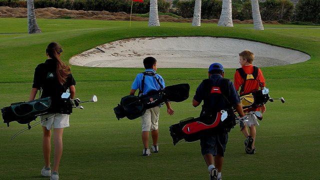 Juniors at Uphall Golf Club