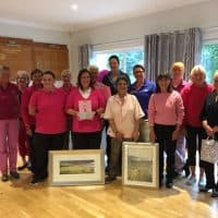 Ladies Pink Day Open Uphall Golf Club