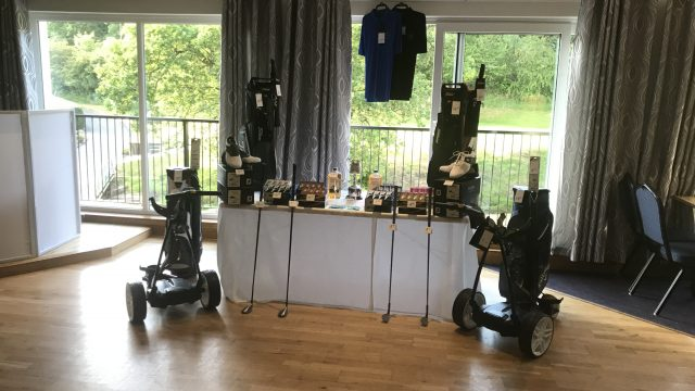 Prizes Uphall Golf Club